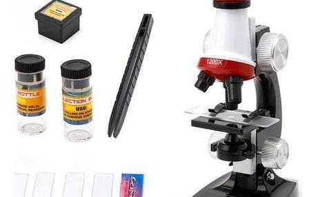 Dětský mikroskop set
