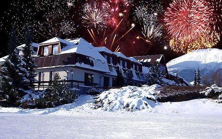 3 až 6denní wellness pobyt i na Silvestra pro 2 v hotelu Autis*** ve Vysokých Tatrách