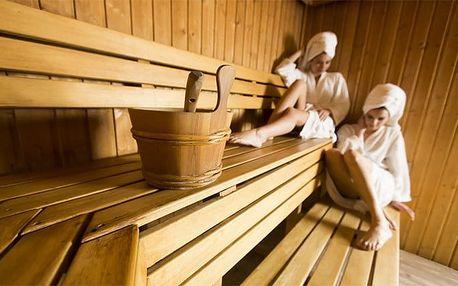 3denní dámský wellness pobyt pro 2 s polopenzí v hotelu Lucia v jižních Čechách