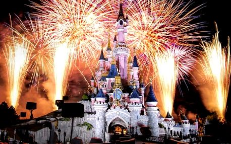 4denní zájezd pro 1 osobu do adventní Paříže s návštěvou Disneylandu s ubytováním