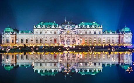 Adventní zájezd pro 1 osobu na vánoční trhy do Vídně