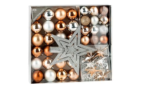 Vánoční ozdoby set Luxury mix