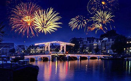 4denní zájezd do Holandska pro 1 s prohlídkou mlýnů a oslavou Silvestra v Amsterdamu