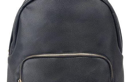 Dámský černý batoh Tanisha 524