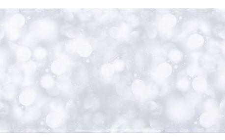 Forbyt Vánoční ubrus Vánoční ozdoby, 35 x 160 cm, 35 x 160 cm
