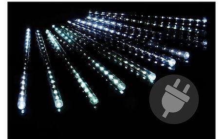 LED osvětlení - vodopádový efekt - studená bílá - 18000124