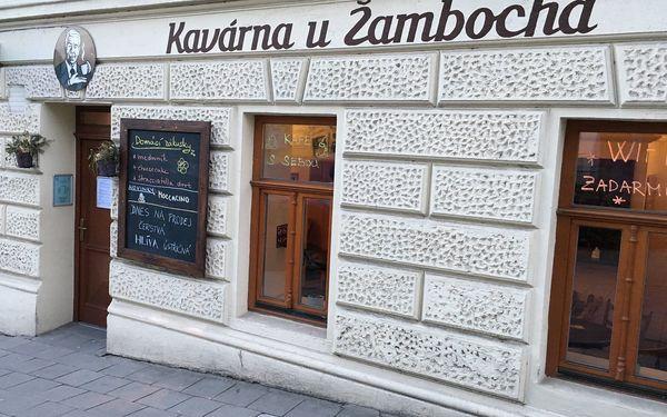 Kavárna u Žambocha