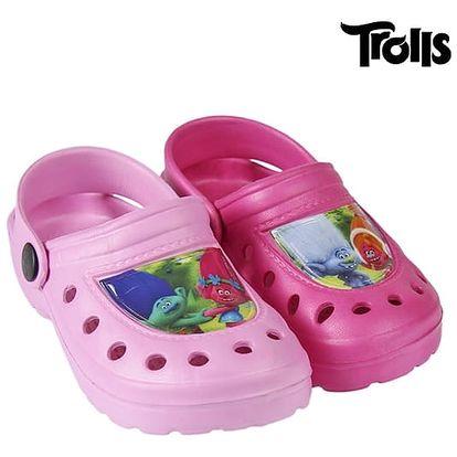 Plážové Pantofle Trollové