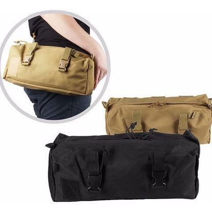 Taktická voděodolná taška ve vojenském stylu