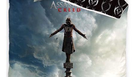 Tip Trade Povlečení Assassin's Creed, 140 x 200 cm, 70 x 80 cm