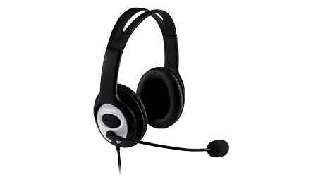 Headset Microsoft LX-3000 (JUG-00015) černý USB