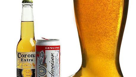Bota: Obří sklenice na pivo