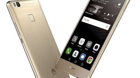 Mobilní telefon Huawei P9 Lite Dual SIM (SP-P9LITEDSGOM) zlatý + DOPRAVA ZDARMA