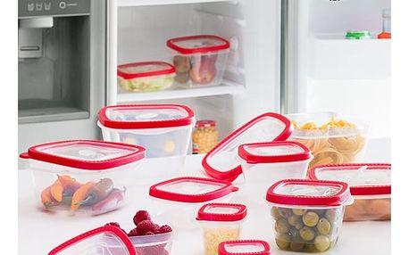 Krabičky na Jídlo Bravissima Kitchen 24 dílů