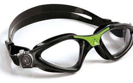 Brýle plavecké pánské Aqua Sphere Kayenne černé/zelené