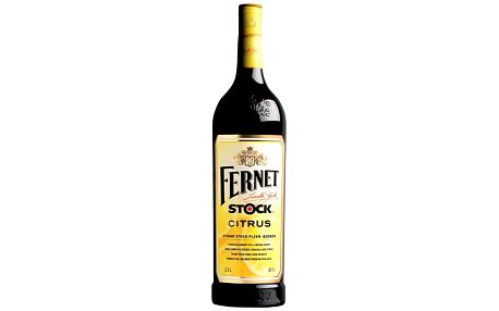 Fernet Citrus 2,5l 27% Stock