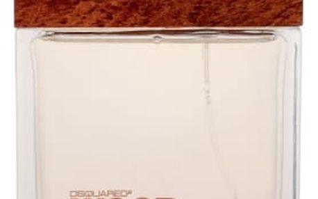 Dsquared2 She Velvet Forest Wood 100 ml parfémovaná voda tester pro ženy