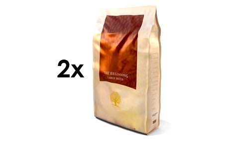 Granule Essential Foods Beginning Large Breed 2 x 12,5 kg + Doprava zdarma