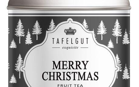 TAFELGUT Ovocný čaj Merry Christmas - 150gr, černá barva, kov