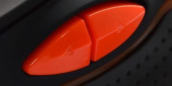 Myš Canyon Corax (CND-SGM5N) černá/oranžová / optická / 7 tlačítek / 6400dpi5