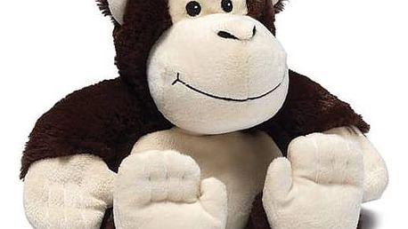 Plyšová hračka Albi Hřejivá opice