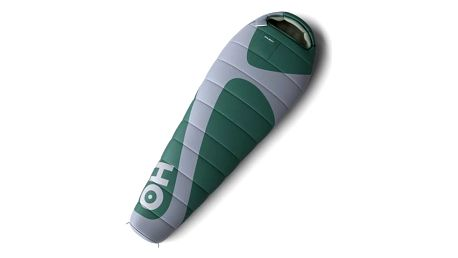 Spací pytel Husky Outdoor Magnum -15 °C šedý/zelený + Doprava zdarma