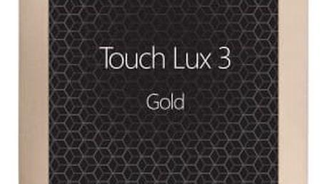 """PocketBook 626 Touch Lux 3, 6"""" E-ink, zlatá EBKPK1235"""