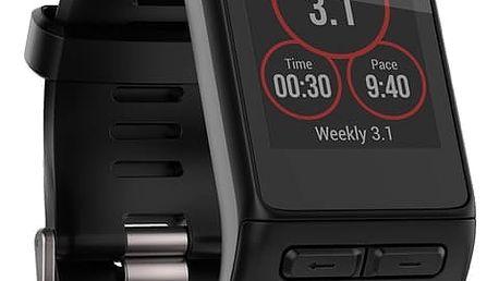 GPS hodinky Garmin Vivoactive Optic (velikost L) černé + DOPRAVA ZDARMA