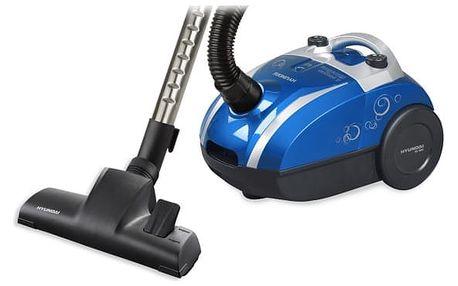 Vysavač podlahový Hyundai VC 004 B modrý