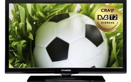 Televize Hyundai HLP 28T272 černá + DOPRAVA ZDARMA