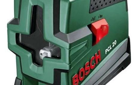 Křížový laser Bosch PCL 20