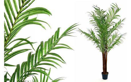 Garthen 155 Umělá květina - kokosová palma - 140 cm