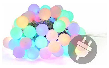Nexos Trading GmbH & Co. KG 35059 Zahradní párty osvětlení - venkovní 50 LED pastelové barvy
