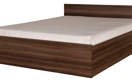 Postel s matrací a úložným prostorem 160 INEZ PLUS 21