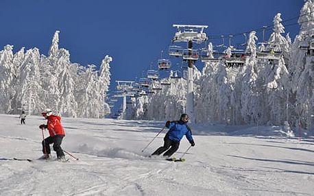 Jednodenní lyžovačka (20.1.2018) v Rakousku (Hochficht) včetně skipasu za 1590 Kč! Děti za 1240 Kč, běžkaři za 590 Kč!