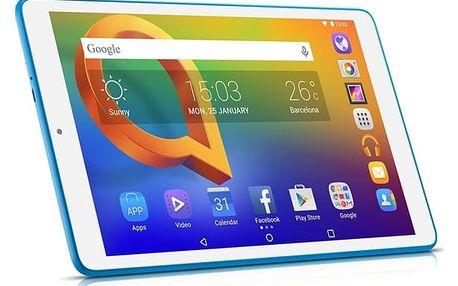 """Dotykový tablet ALCATEL A3 10"""" Wi-Fi 8079 (8079-2DALE15) bílý Software F-Secure SAFE 6 měsíců pro 3 zařízení v hodnotě 999 Kč + DOPRAVA ZDARMA"""