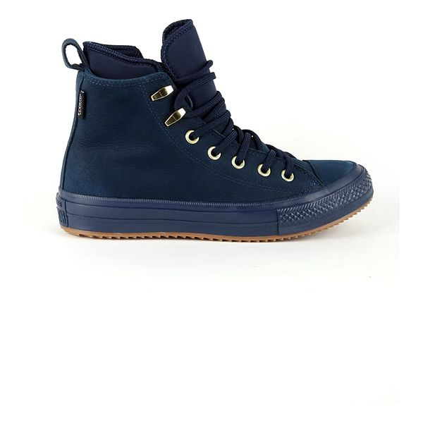 Boty Converse Chuck Taylor Wp Boot HI Modrá