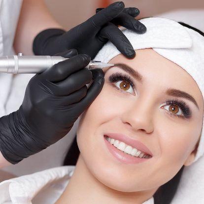 Non-stop krásná: permanentní make-up dle výběru