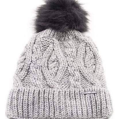 Fashion Icon Zimní čepice s bambulí
