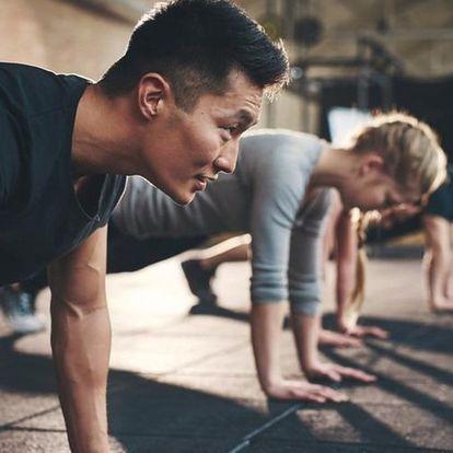 3x vstup na kruhový trénink s trenérem