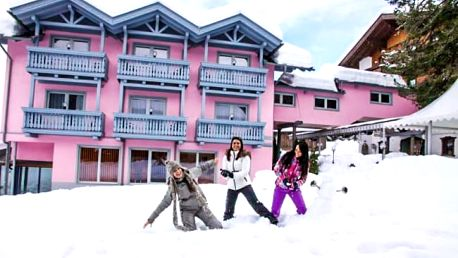 Pobyt Alpy: wellness neomezeně a polopenze