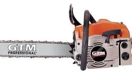 Pila řetězová GTM GTC 50, benzínová + Doprava zdarma