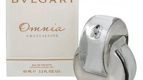 Bvlgari Omnia Crystalline toaletní voda dámská 65 ml + Doprava zdarma