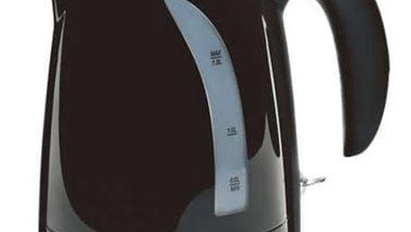 Brilla Rychlovarná konvice 1,8 l, černá