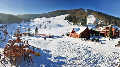 Skipasy do Snowlandu ve Valčianské dolině