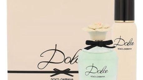Dolce&Gabbana Dolce dárková kazeta pro ženy parfémovaná voda 75 ml + tělové mléko 100 ml