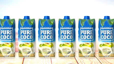 Pure Coco: 12x 500 ml 100% kokosové vody