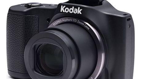 Digitální fotoaparát Kodak FZ201 (819900011234) černý + DOPRAVA ZDARMA