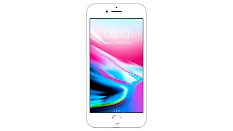 Smartphone Apple iPhone 8, 64GB, stříbrná MQ6H2CN/A