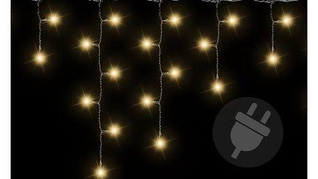 Závěs světelný 4 m - 200 LED - teplá bílá - 18000106